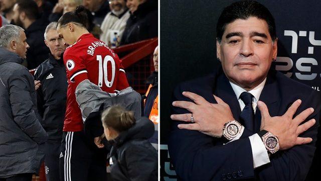 Diego Maradona poslao poruku