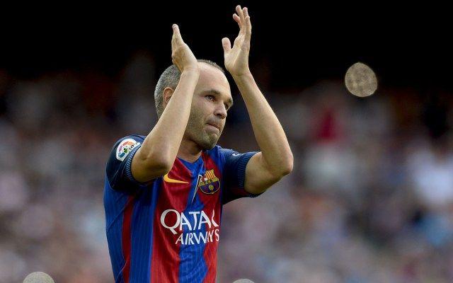 Iniesta razmišlja o odlasku iz Barce: Dobio ponudu od čak 35 miliona eura godišnje!