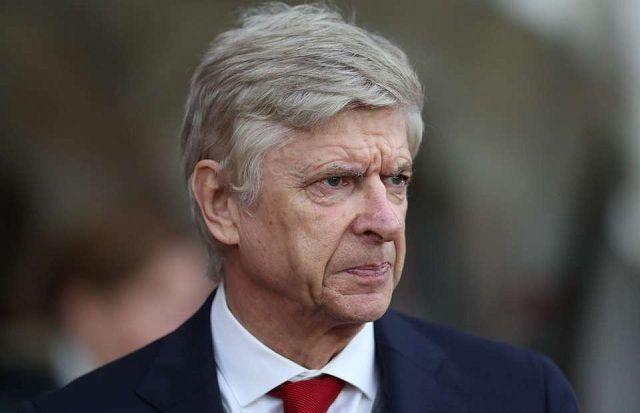 Arsene Wenger spreman