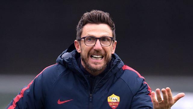Di Francesco: Ne možemo se samo na njega oslanjati