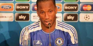 Didier Drogba šokirao