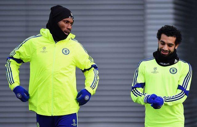 Didier Drogba otkrio kakve mu je poruke slao Mohamed Salah kada su bili u Chelseaju