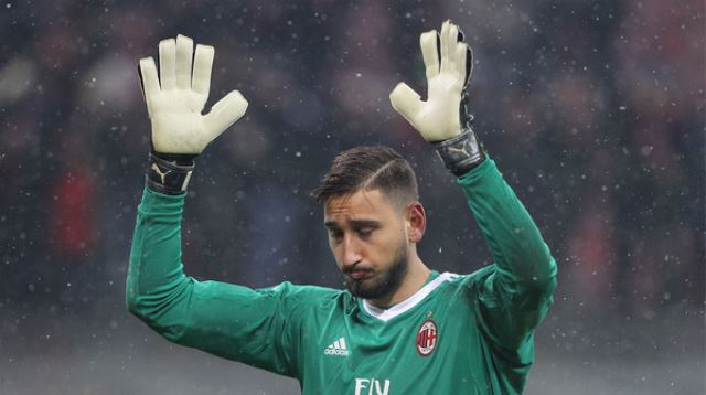 Gianluigi Donnarumma poslao poruku navijačima Milana nakon incidenta