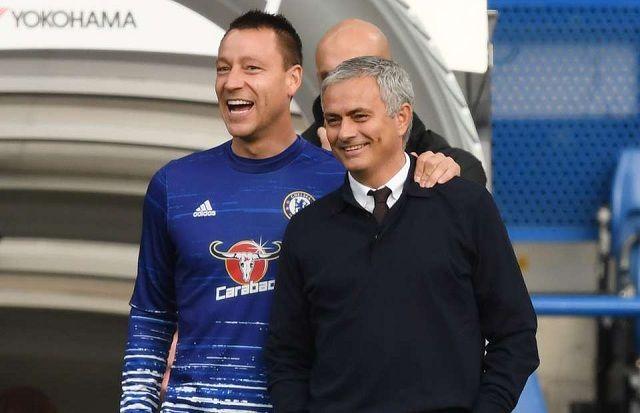 John Terry objasnio što je Mourinhov najveći problem u Manchester Unitedu
