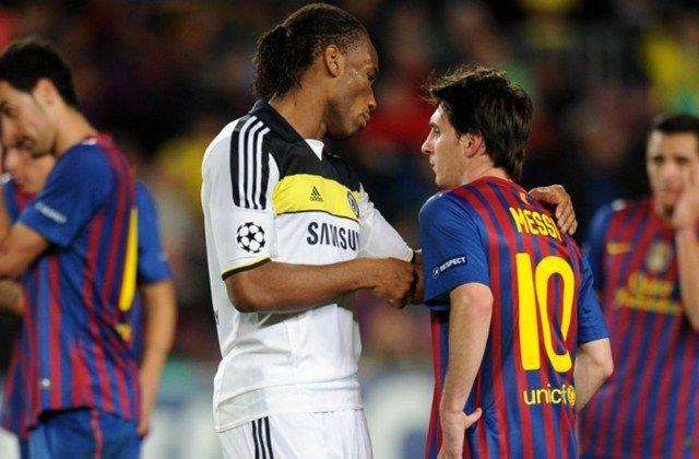 Didier Drogba otkrio kako su se on i suigrači pripremali za Messija i Barcelonu 2012. godine