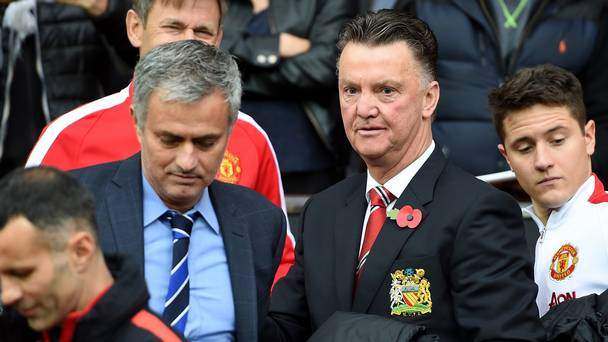 Van Gaal otvoreno kritizirao Mourinha i Woodwarda