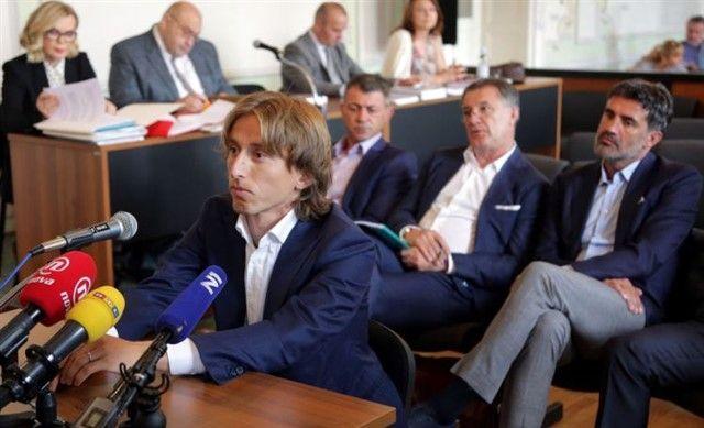 Evo kako je Luka Modrić izbjegao zatvorsku kaznu!