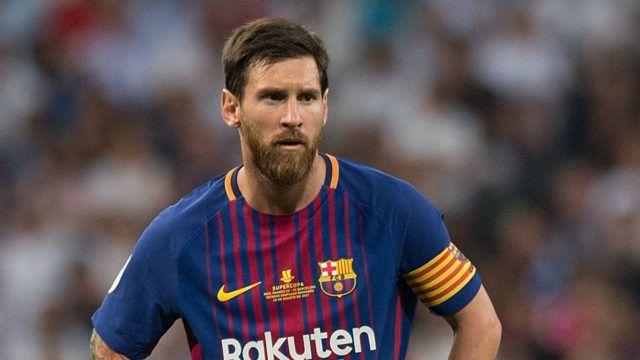 noćna mora Lionela Messija