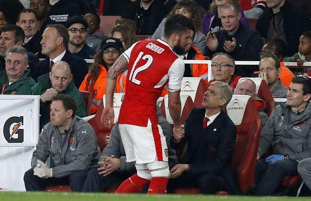 Što je Arsene Wenger rekao Olivier Giroudu prije nego što je otišao u Chelsea?