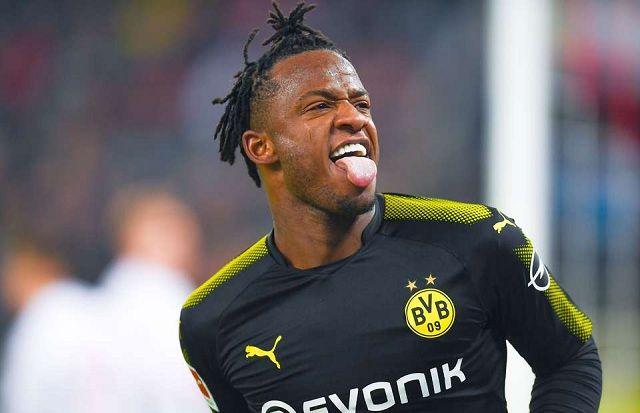 Michy Batshuayi poslao poruku za Antonio Contea nakon što je postigao dva gola za Dortmund
