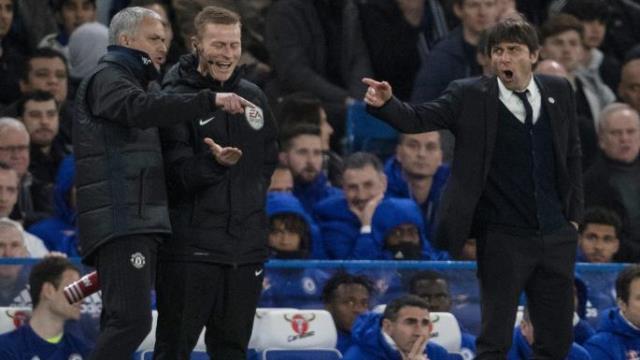 """Šta se desilo kada je Conte dobio """"poklon"""" od Josea Mourinha?!"""
