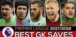 najboljih vratara Premier lige