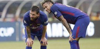 Messi poslao poruku