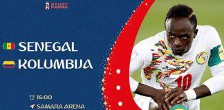Senegal - Kolumbija