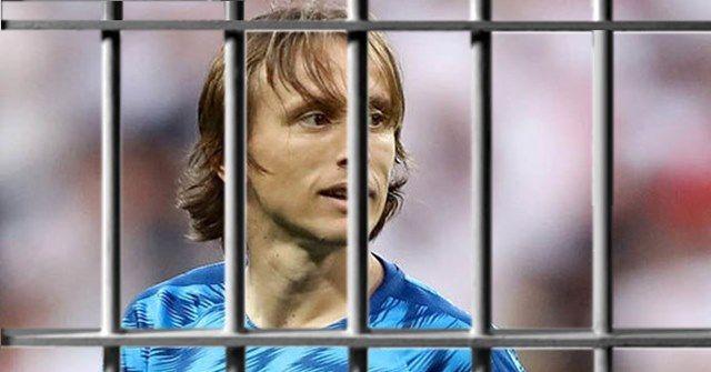Luka Modrić ide