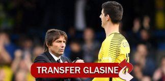 transfer glasine