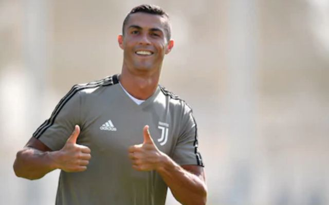Cristiano Ronaldo poslao