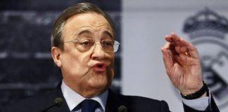 REAL MADRID DOGOVARA