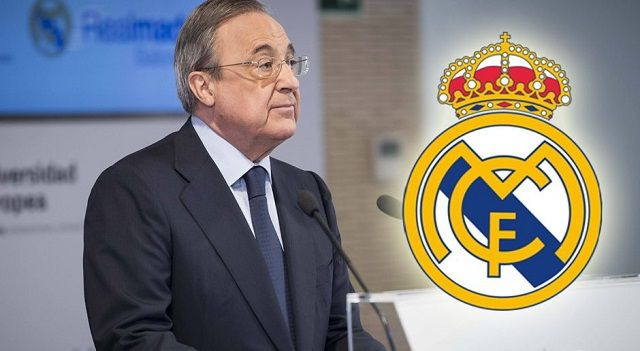 REAL MADRID SPREMAN