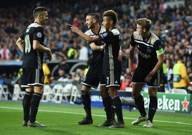 Ajax osramotio Real Madrid