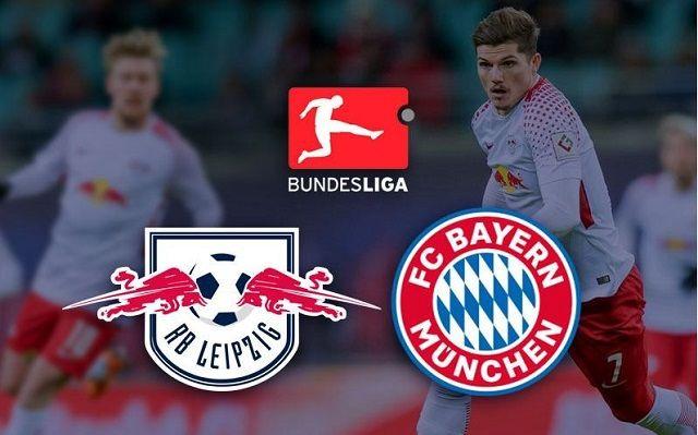 RB Leipzig - Bayern Munchen