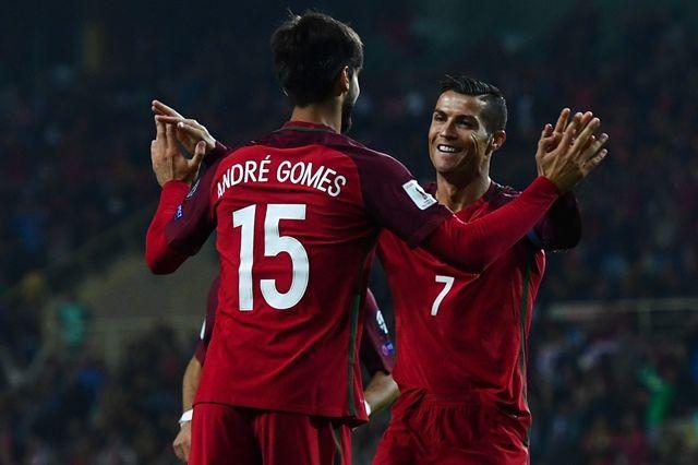 Ronaldo poslao podršku Gomesu
