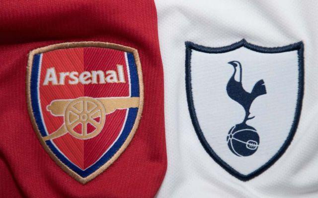 Arsenal i Tottenham