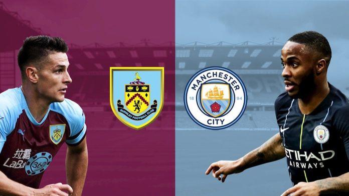 Burnley - Manchester City