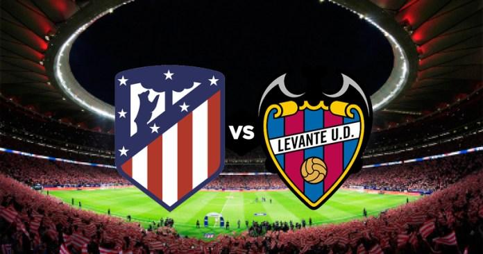 Atletico Madrid - Levante
