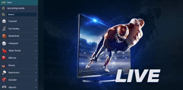 1xbet live stream