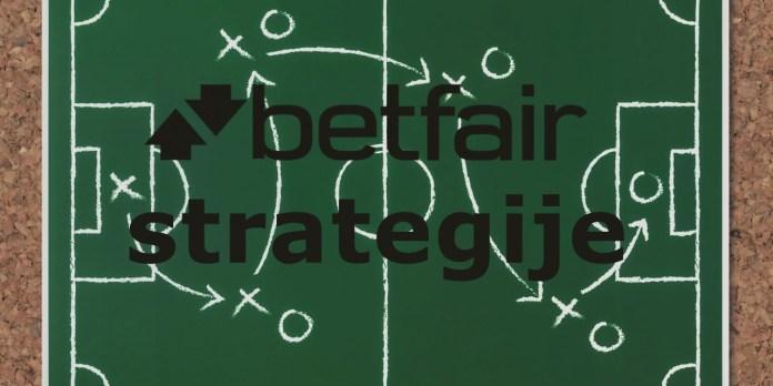 Betfair strategije