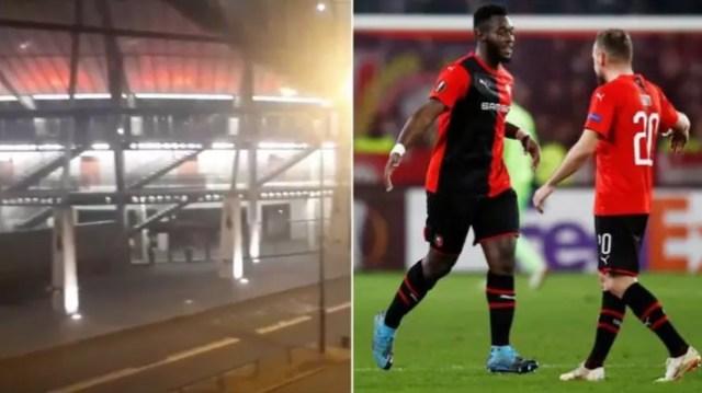 Rennes naljutio