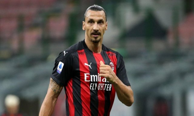 Zlatan Ibrahimović pozitivan