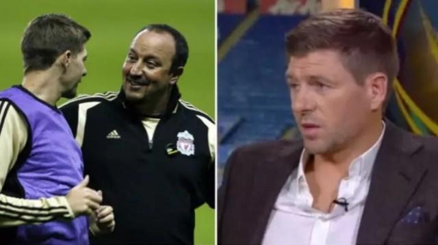 Steven Gerrard otkrio