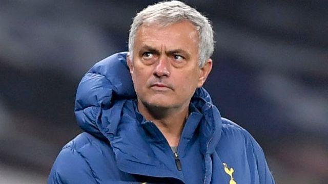 Jose Mourinho poslao