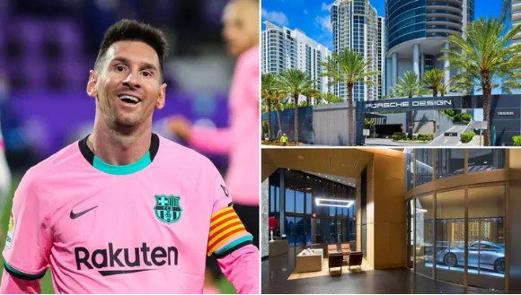 Lionel Messi kupio stan