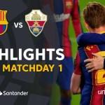 (VIDEO) Trenutak kada pet igrača Elchea nije moglo zaustaviti Messija!