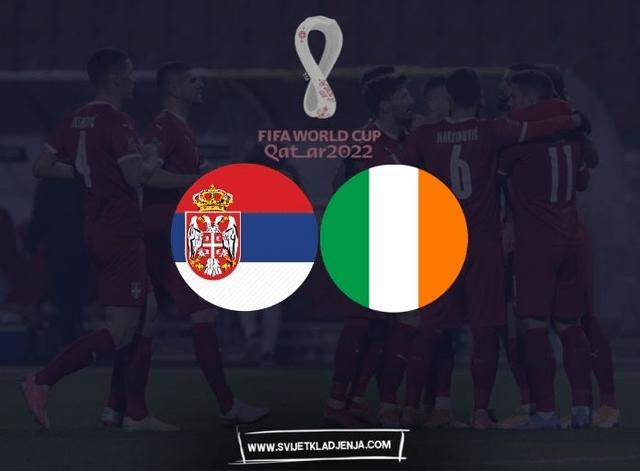 Srbija - Republika Irska