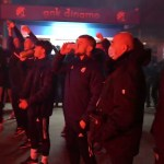 NAKON UTAKMICE | Slavlje ispred stadiona nakon pobjede protiv Tottenhama