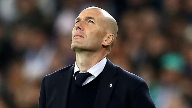 Zinedine Zidane napušta