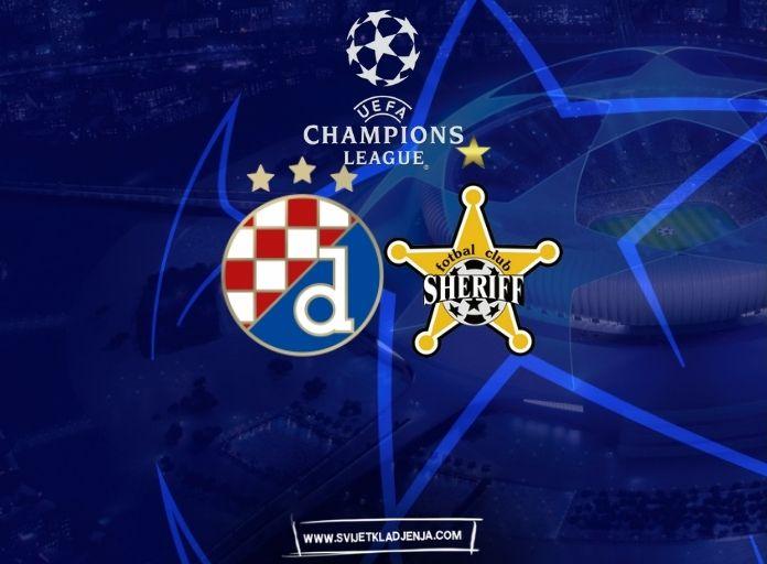 Dinamo Zagreb - Sheriff Tiraspol