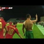 Ronaldo Golovima u 89. i 96. Minutu Doneo Portugalu Pobedu Protiv Irske | SPORT KLUB FUDBAL