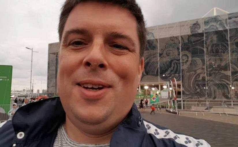 Rókur í Rio – Endiliga svimjing