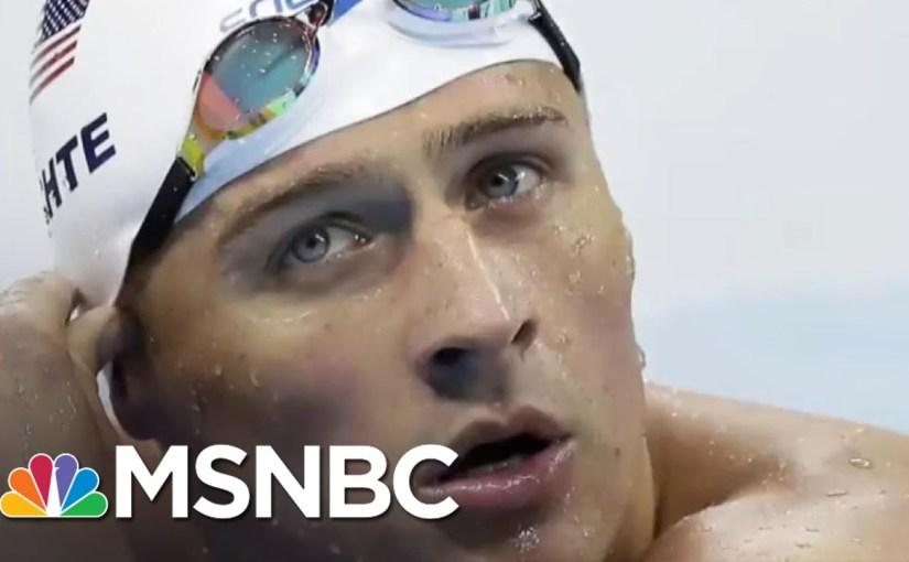 Ryan Lochte biður um umbering fyri sín atburð í Rio