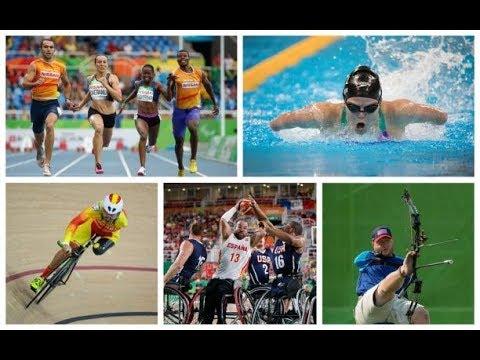 Paralympics skerjir svimjigreinarnar til Tokyo 2020