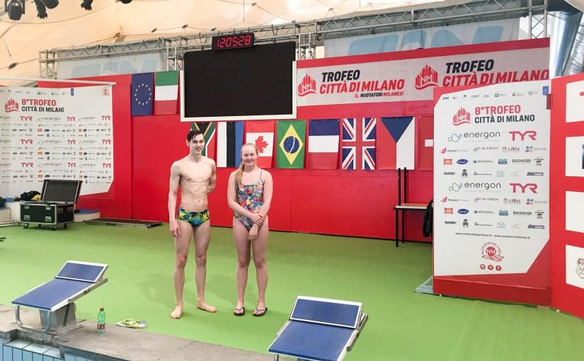 Signhild 2:15.66 og silvur á 8° Trofeo Città di Milano