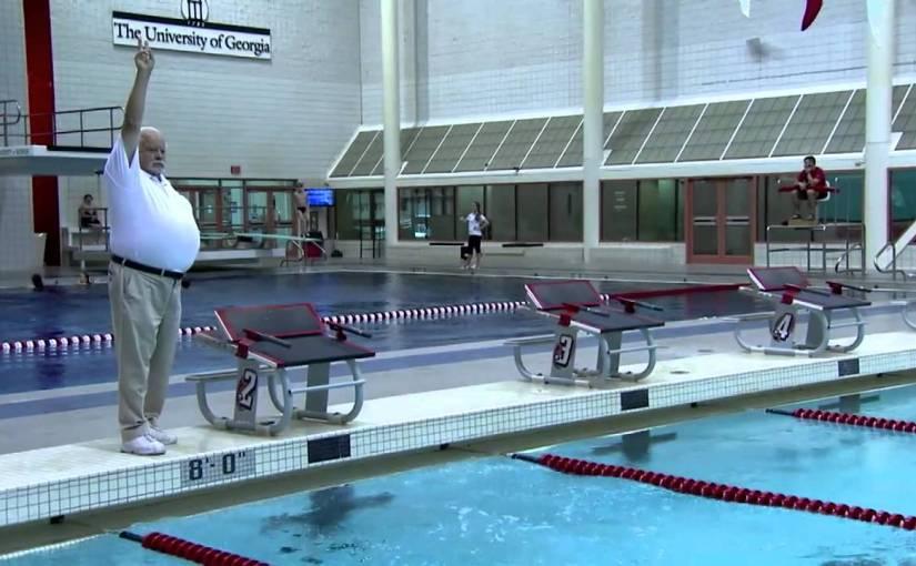 Viðmæli: USA Swimming filmar um døming á svimjistevnum
