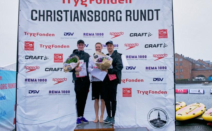 Óli bronsu í úrvalsbólkinum í Christiansborg Rundt 2018