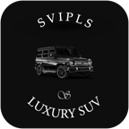 SVIPLS Luxury SUV Vehicle Type Icon