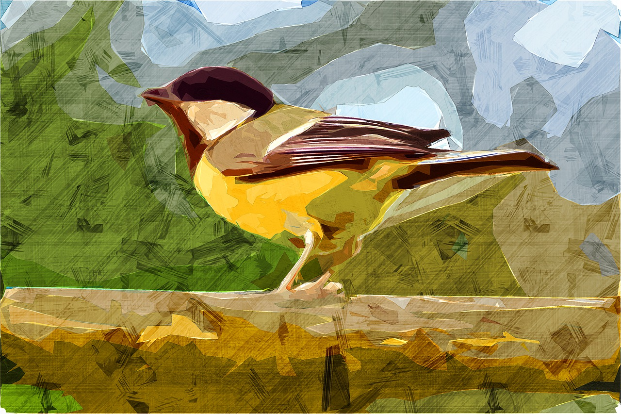 Bird Animal Painting Watercolor  - freepsdgraphics / Pixabay